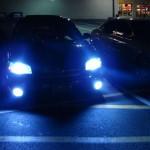 Apex Led Xenon Deli Mavi H-4 Dark Blue
