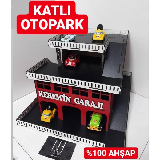 AHŞAP KATLI OTOPARK