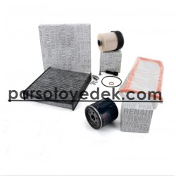 CLIO 4 SANDERO-DOKKER-LODGY-SYMBOL JOY 1.5 DCI FİLTRE SETİ MAİS