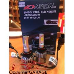 APEXi LED XENON 9005 6000K