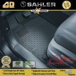 SAHLER WOLKSWAGENGOLF 7 2013/2019 4.5 D PASPAS