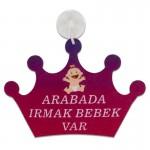 Arabada Bebek Var