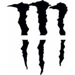 monster stiker