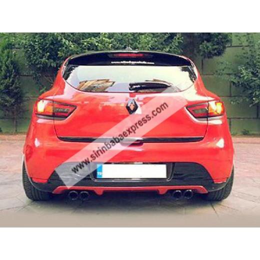 Clio 4 Body Kit BOYA-KARGO DAHİL