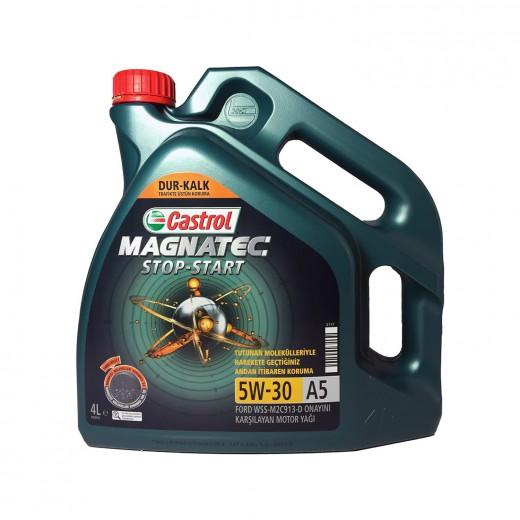 Castrol Magnatec STOP-START 5W-30 A5 4 lt