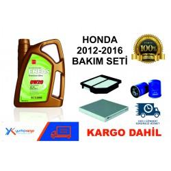 HONDA 2012-2019 BAKIM SETİ