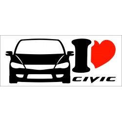 i love my civic